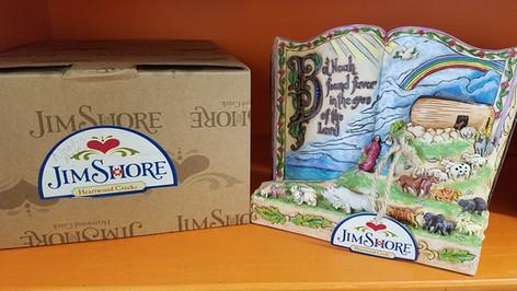 Jim Shore Noah Collectible