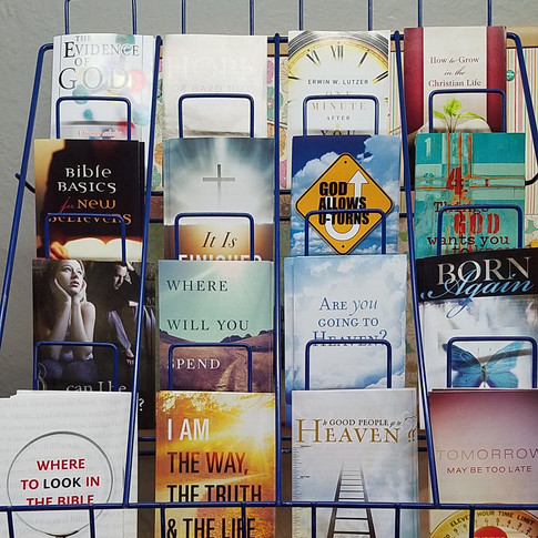 FREE Christian Tracts