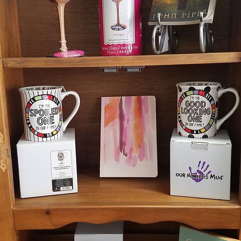 Lolita Wine Glass N Mudd Coffee Mug