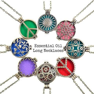 Essential Oil Diffuser Pendants