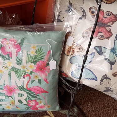 Unique Pillow Decor