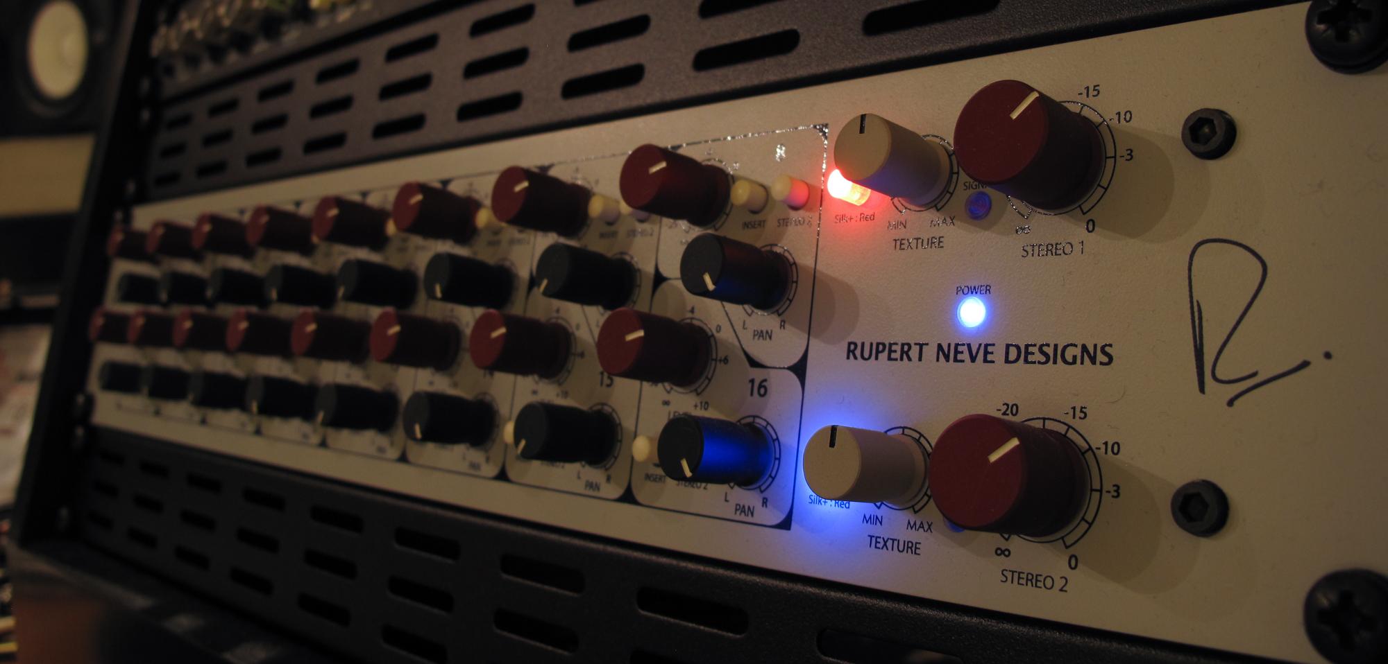 Rupert Neve Designs 5059 Satellite