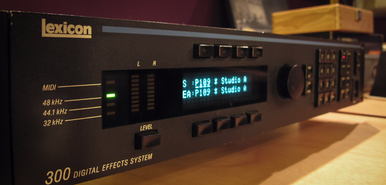 Lexicon 300 Digital Effects System