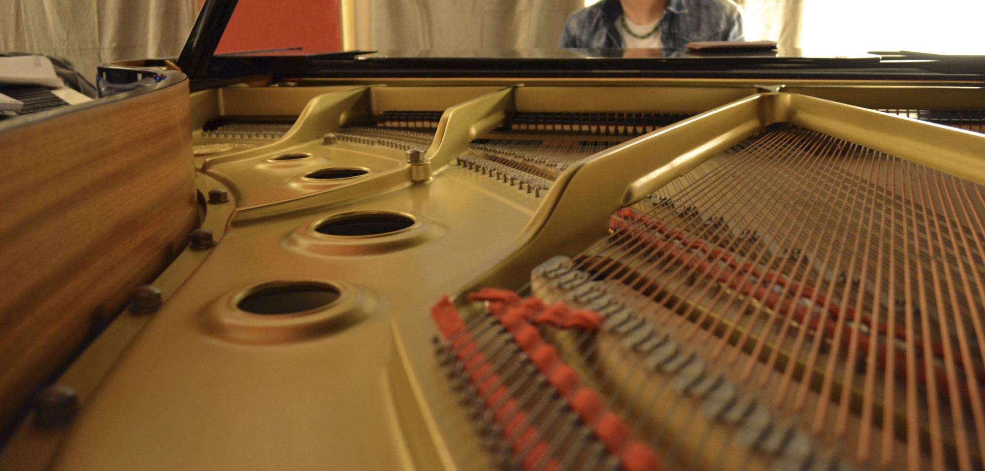 Pianoforte a Coda Yamaha C3