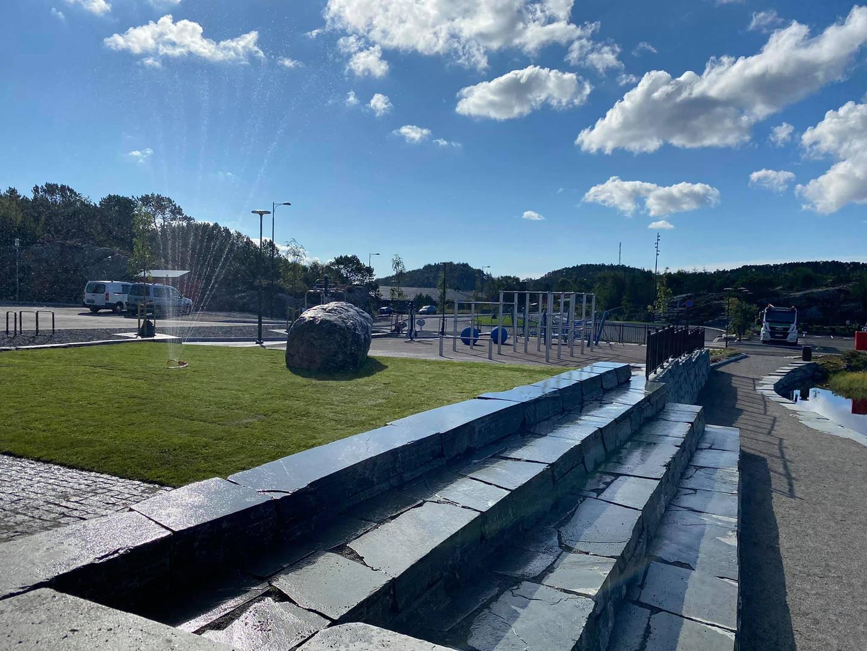 Hjeltefjorden Arena