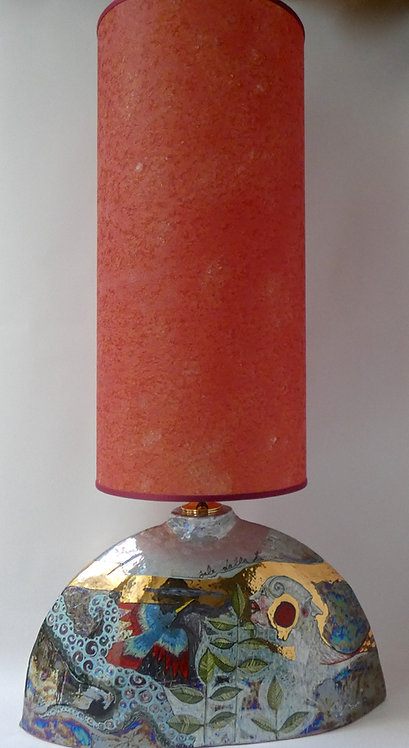 Lampada Semidisco Verticale max