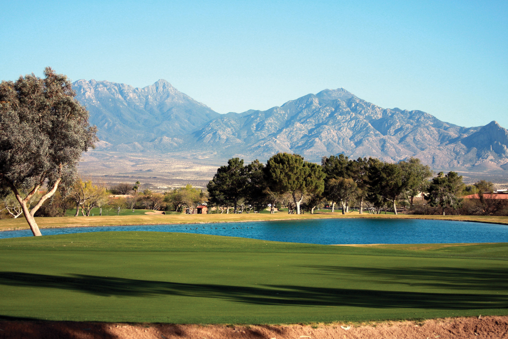Desert Hills Golf Club - Private