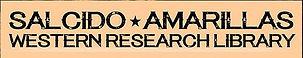 Salcido Amarillas Western Research Libra