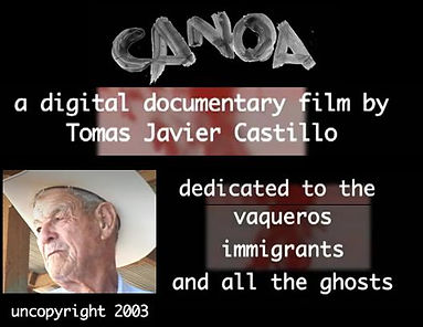 Thomas javier Castillo Canoa documentary