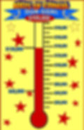 KOC Fundraising  thermometer april 2019.