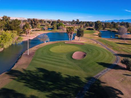 Haven Golf Course Hole 6 - Public