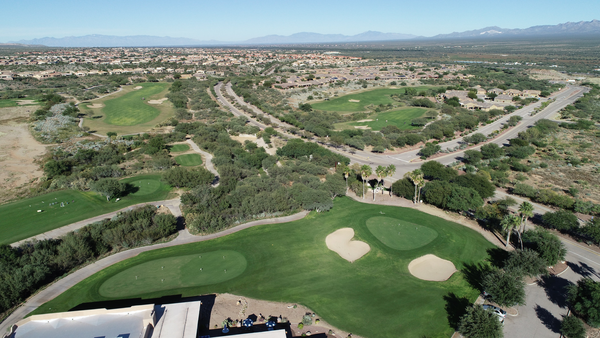 Canoa Ranch Golf Course -  Public
