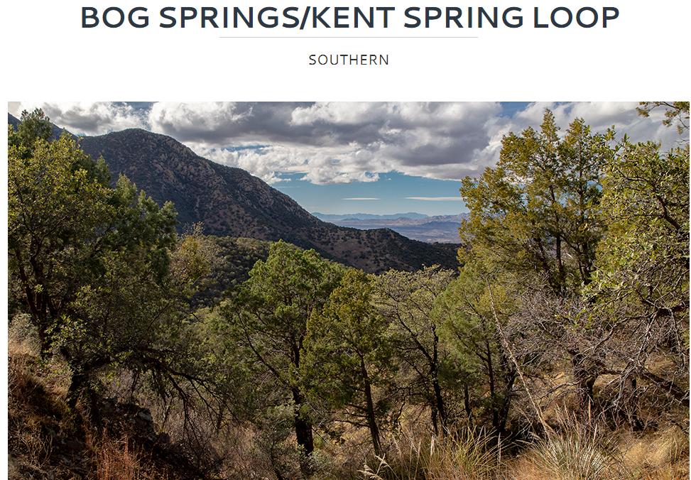 Bog Spring Kent Spring Loop trail.PNG