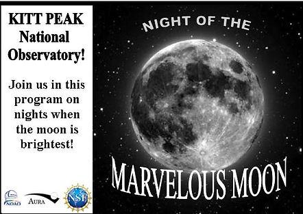kitt peak  event images Marvelous Moon.j