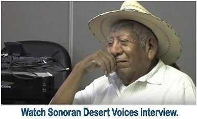 Joe Joaquin tribute sonoran desert voice