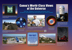 Astronomy and dark sky viewing