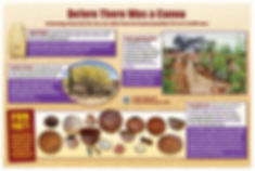 People of Canoa from 11,000 BC, and artifacts of Canoa.