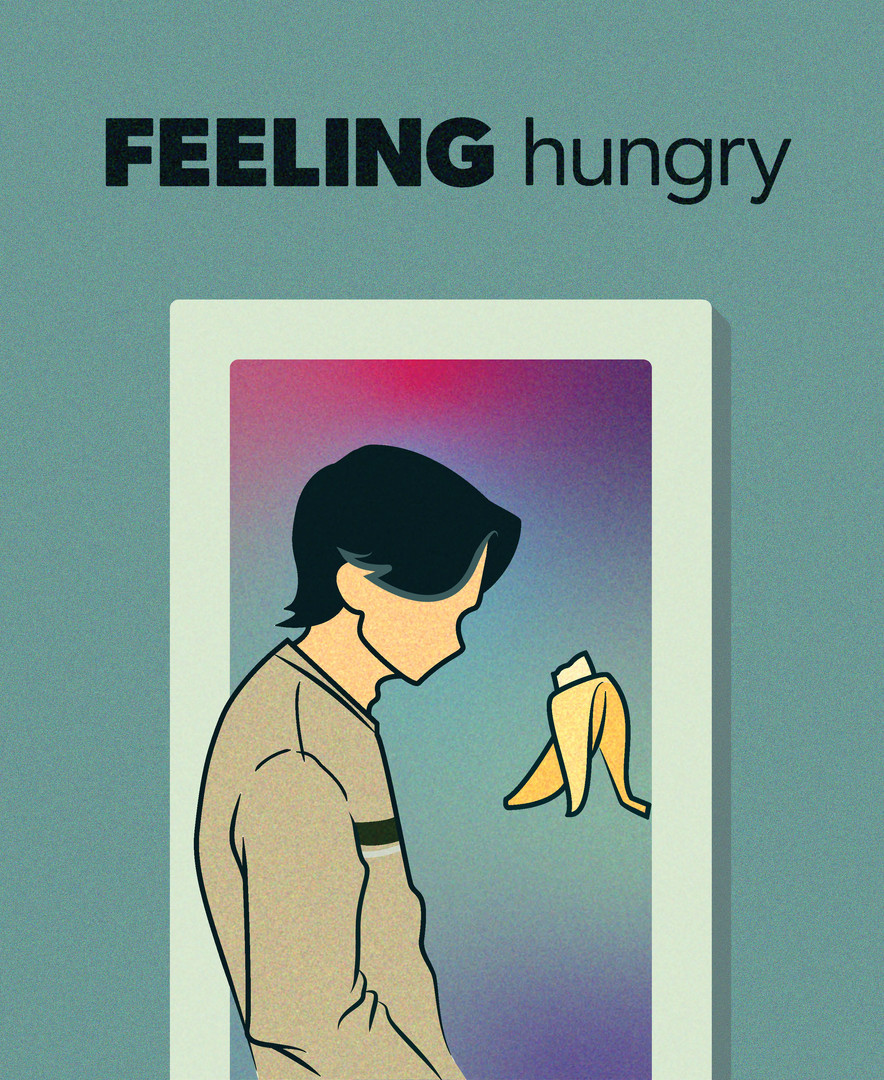 Feeling Hungry Cover