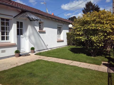 Maison de vacances en Touraine