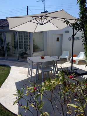 Maison avec jardin en Touraine