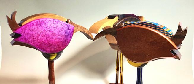 Yentas - Gossip Birds