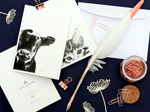The Innocence Collection / GREETING CARDS