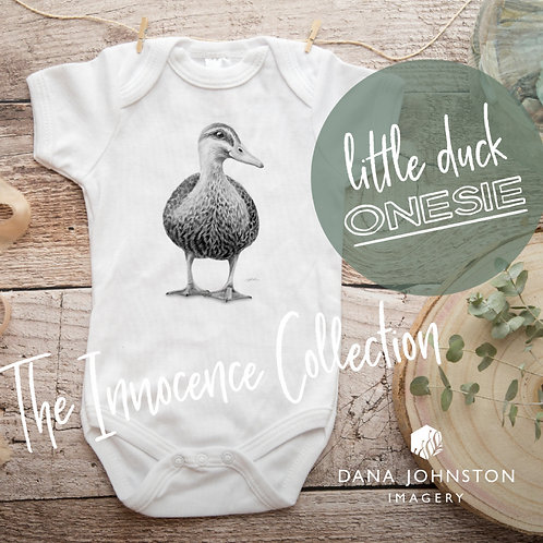 The Innocence Collection / Little Duck Onesie
