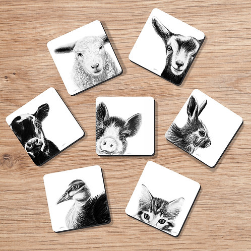 The Innocence Collection / COASTER SET
