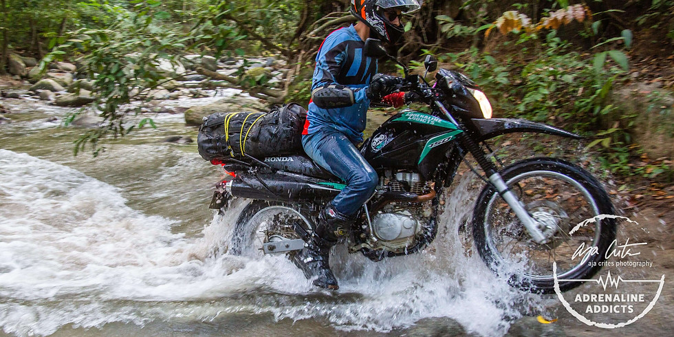 3-Day Coast to Jungle Extreme Motorcycle Tour