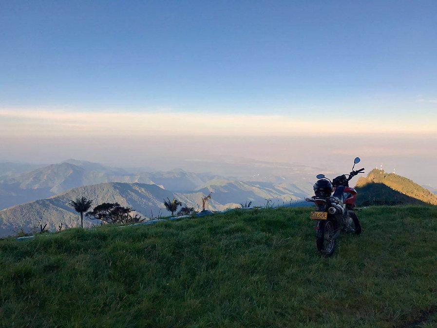 Moto Tour Santa Marta