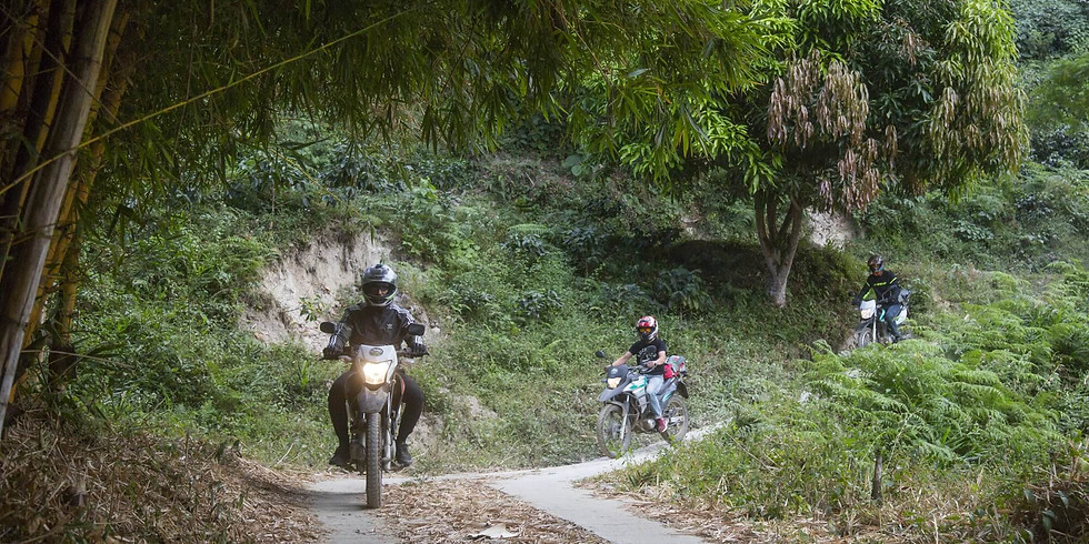 """15-Day """"Colombian Epic"""" Premium Motorcycle Tour"""