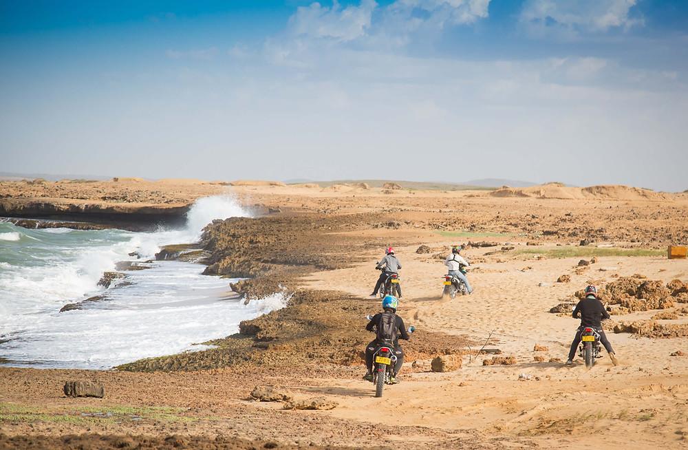 Motorcycle Tour Cabo de la Vela