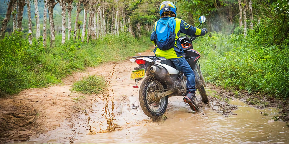 """4-Day """"Mud n' Mountains"""" Colombian Motorcycle Tour"""