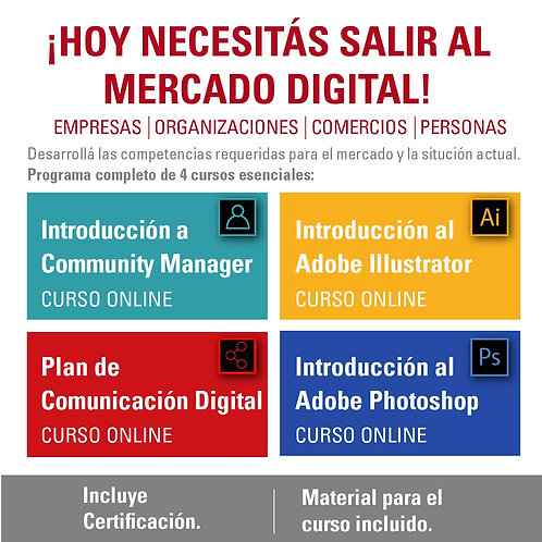 PROGRAMA DE MARKETING DIGITAL 2020
