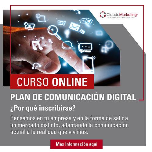PLAN DE COMUNICACIÓN DIGITAL