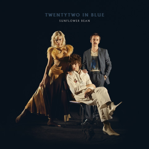 SUNFLOWER BEAN / TWENTYTWO IN BLUE