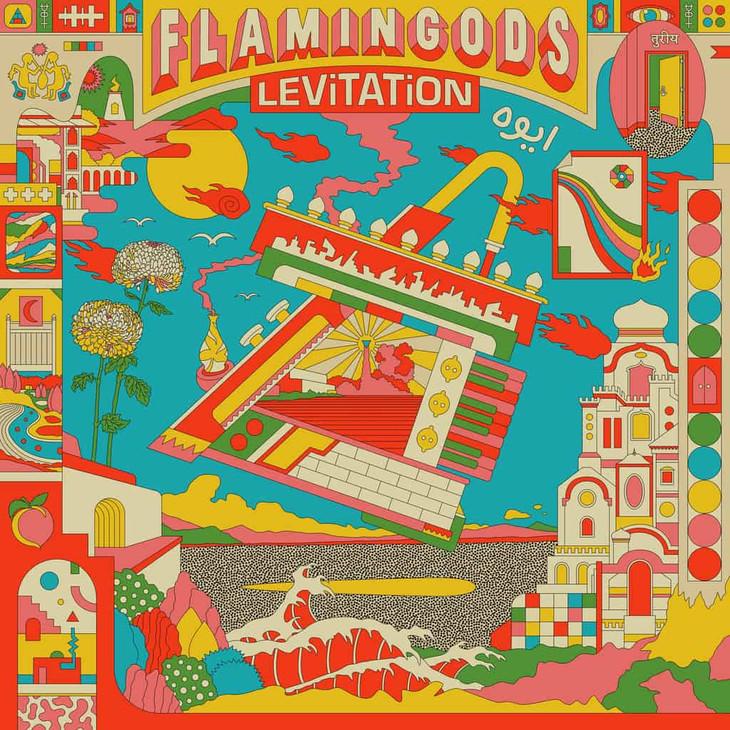 FLAMINGODS / LEVITATION