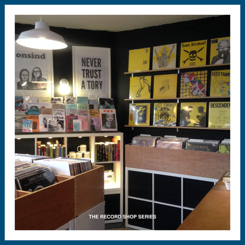 THE RECORD SHOP SERIES / SPECIALIST SUBJECT