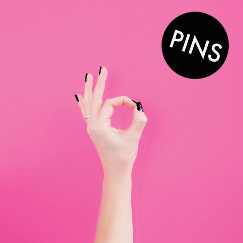 PINS / BAD THING [EP]