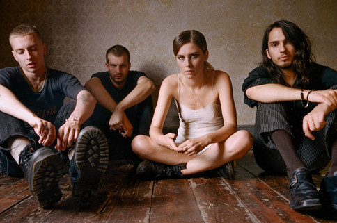 WOLF ALICE / YUK FOO [SINGLE]
