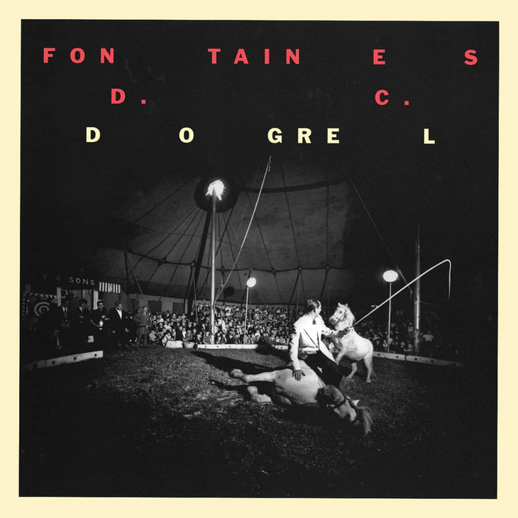 FONTAINES D.C. / DOGREL