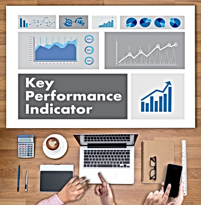 KPI acronym (Key Performance Indicator)