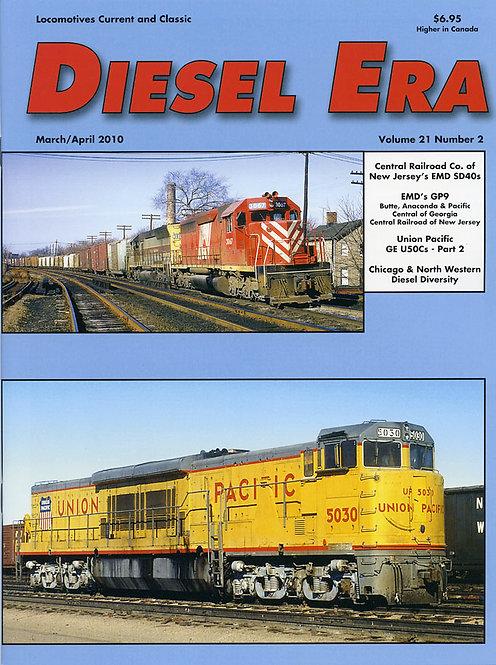 Diesel Era: Volume 21 Number 2