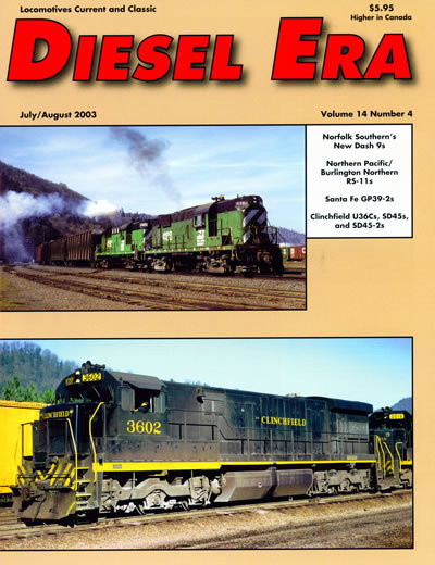Diesel Era: Volume 14 Number 4