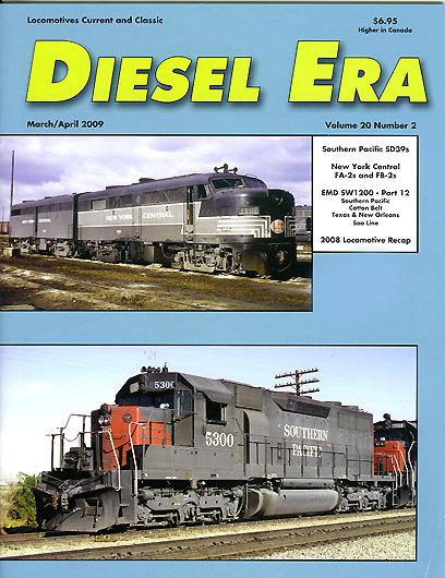 Diesel Era: Volume 20 Number 2