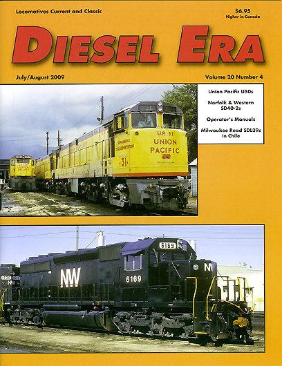 Diesel Era: Volume 20 Number 4