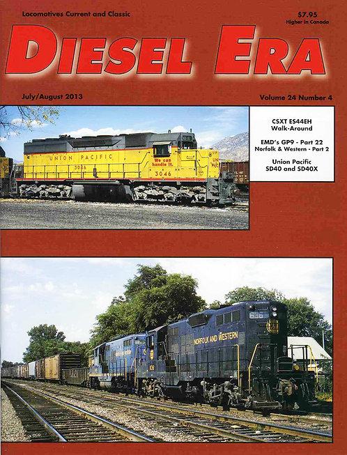 Diesel Era: Volume 24 Number 4