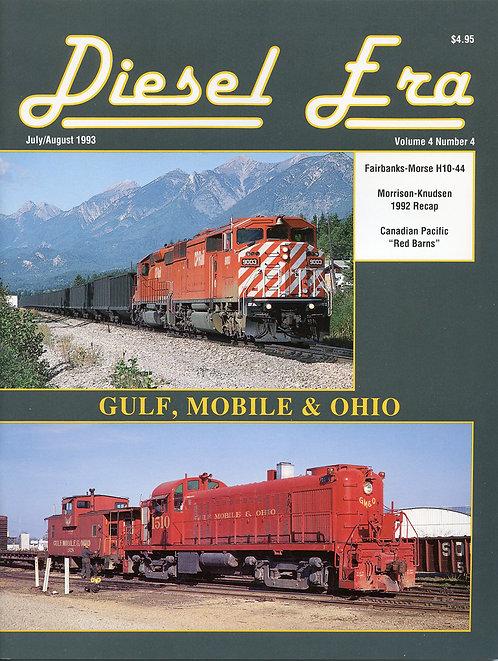 Diesel Era: Volume 4 Number 4