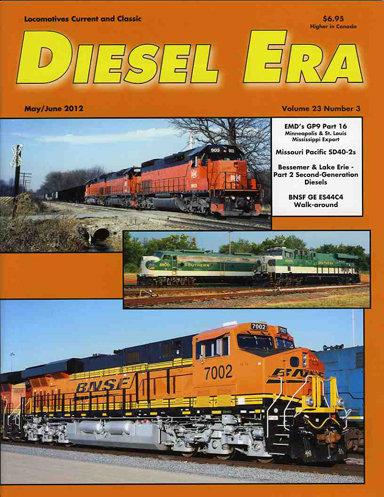 Diesel Era: Volume 23 Number 3