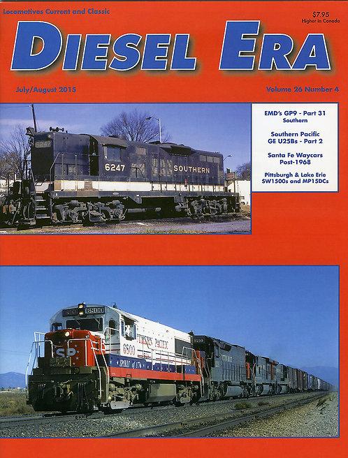 Diesel Era: Volume 26 Number 4